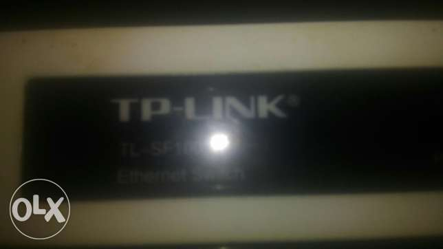 T.P link switch سويتش