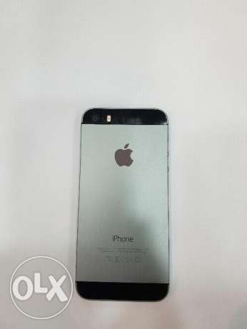 iPhone 5S - 16G - space gary وسط القاهرة -  1