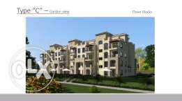 Apartment for Sale in compound in new cairo