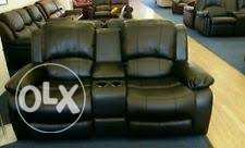 Need recliner's 2 seats sofa with cub holder