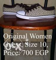 All new Guess women shoes from USA