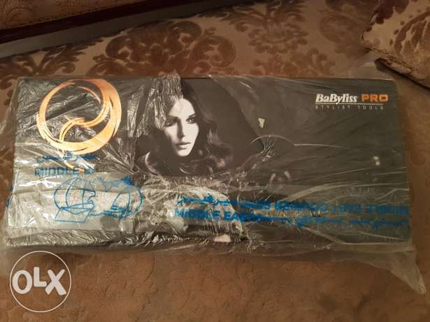 babyliss curly new with cover