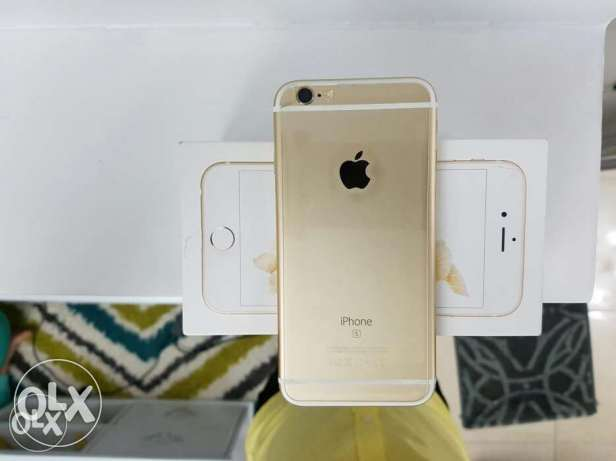 iphone 6s 64G very good condition..