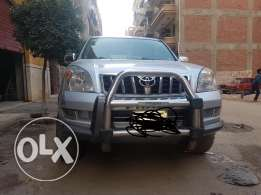 Toyota prado 2007 4×4 very good case