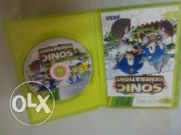 Sonic generation for xbox 360