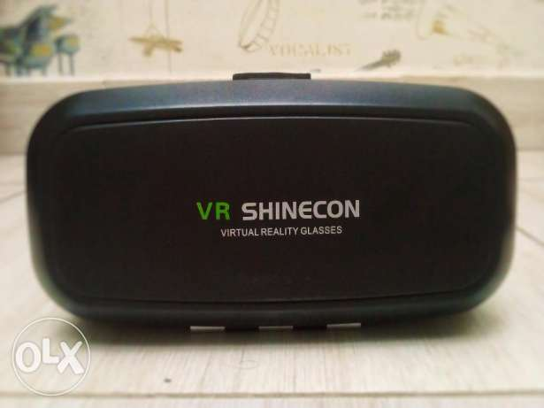 VR glasses shinecon for android نظارات الواقع الافتراضي