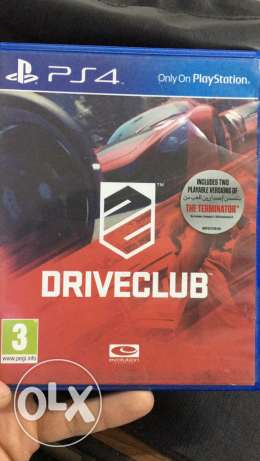 ps4 driveclub like new