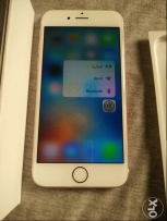 Apple Iphone 6S Rose Gold 64 GB New Condition
