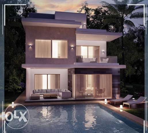 Standalone Coner Villa in Pyramids Heights with Prime Location 6 أكتوبر -  2