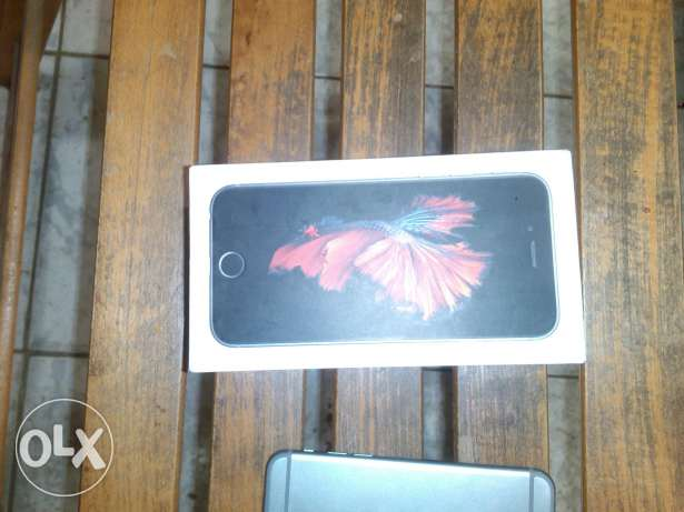 iphone 6s space gray المعادي -  4