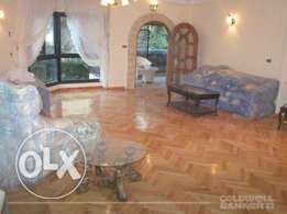 Apartment located in Maadi for sale 250 m2, 3 bathrooms, 3 bedrooms, S