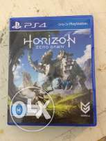 Horizon Zero Dawn English PS4 CD