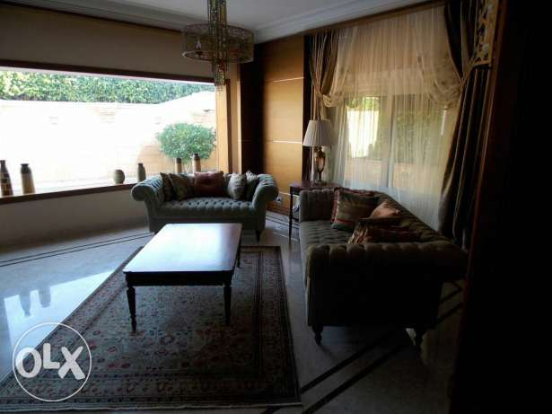 Amazing fully furnished apartment with roof in a prime location مدينة نصر -  3