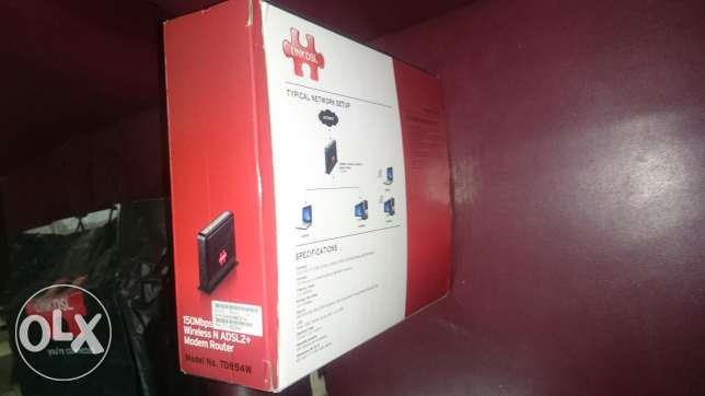 Router Wireless for LinkDsl النزهة -  3