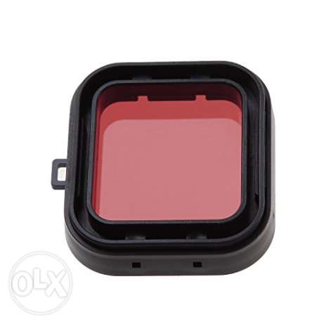 Red Filters For Gopro 4 and 3+ Luxebell New مدينة نصر -  2