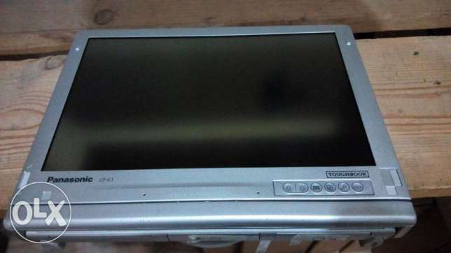 Laptop Panasonic Core i5 2nd Gen.