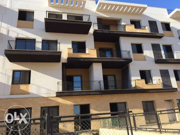 penthouse for sale in west town with installments phase 1 courtyard