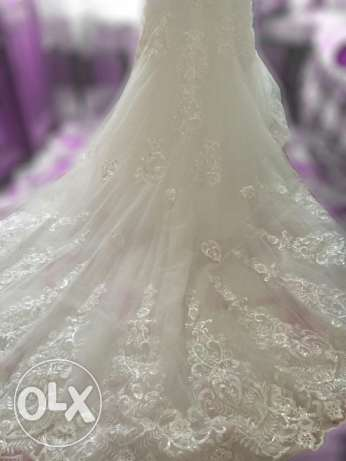 wedding dress from USA