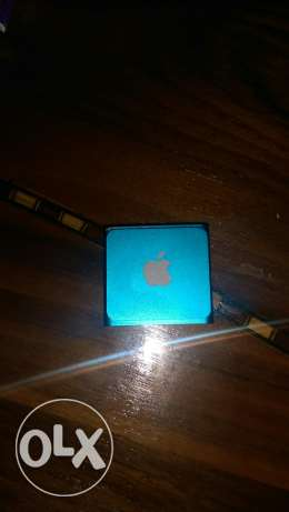 Apple ipod shuffle,4th generation.