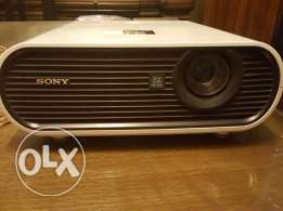 بروجكتور سوني projector sony. 2000 a side lumens