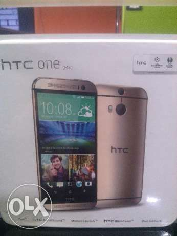 htc one M8..32GB..متبرشم..دولي