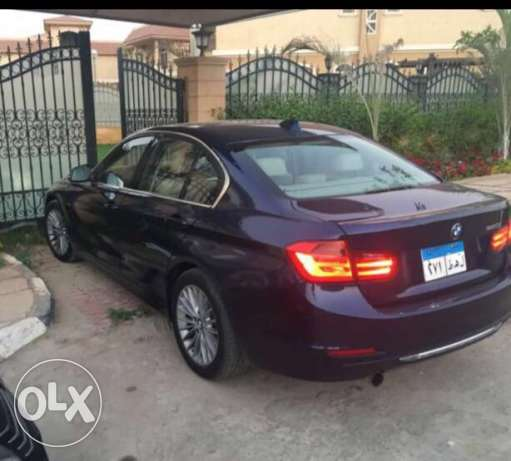 bmw 320 luxury مدينتي -  3