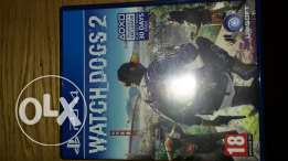 Watch dogs 2 ps4(CD)