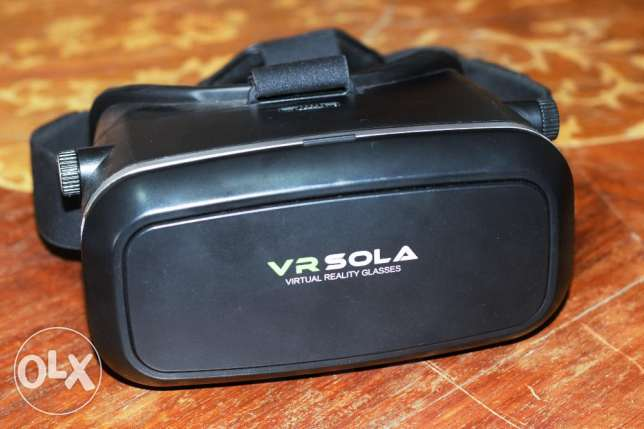 VR sola virtual reality glasses