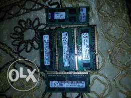 8 and 4 ram ddr3