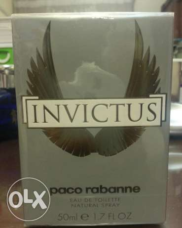 Paco Rabanne INVICTUS Original 50ml 1.7fl oz