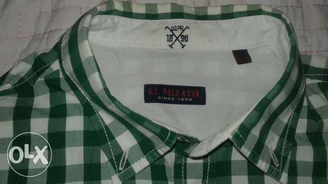 U.S polo chemise for sale