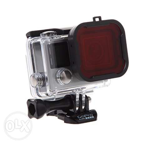 Red Filters For Gopro 4 and 3+ Luxebell New مدينة نصر -  1