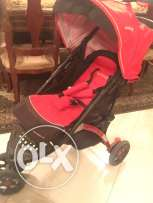 Goodbaby stroller and car seat