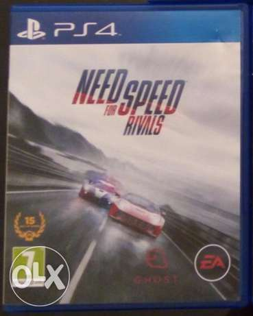 Need for Speed: Rivals for PS4