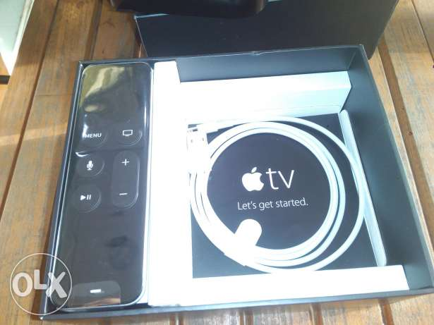 apple tv 4 genration المعادي -  1