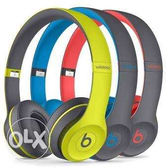 Beats TM-019 Solo 2 Wireless Bluetooth