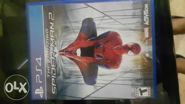 The amazing spider man 2 /ps4