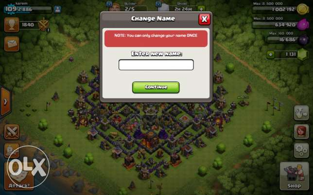 Clash Of Clans & Clash Royal Accounts الإسكندرية -  3