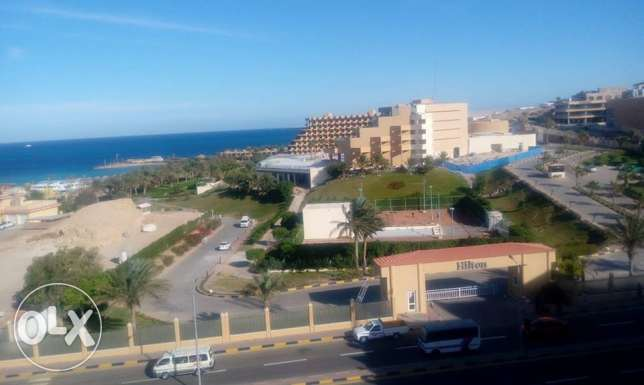 215 M Panorama Sea View in Luxury Compound Delivery Now