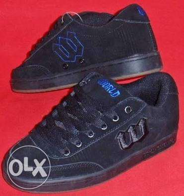 World industries skate shoes