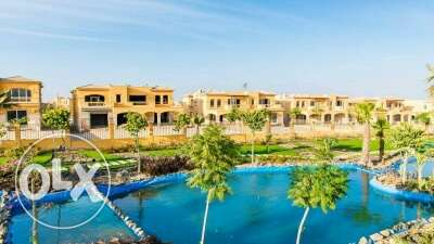villa for sale in Gardenia Spring التجمع الخامس -  2