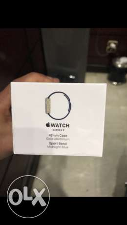 Apple Watch series 2 Midnight Blue 42MM