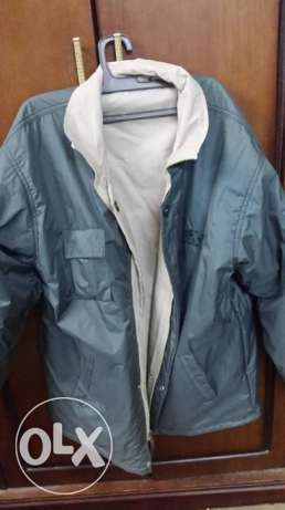AAA Double Face Jacket Large
