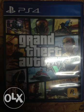 gta for ps4 for sale الزمالك -  1