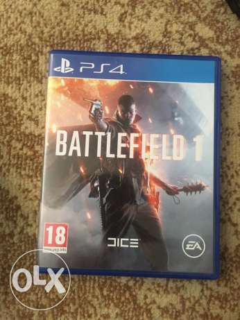 Battelfield 1 arabic edition