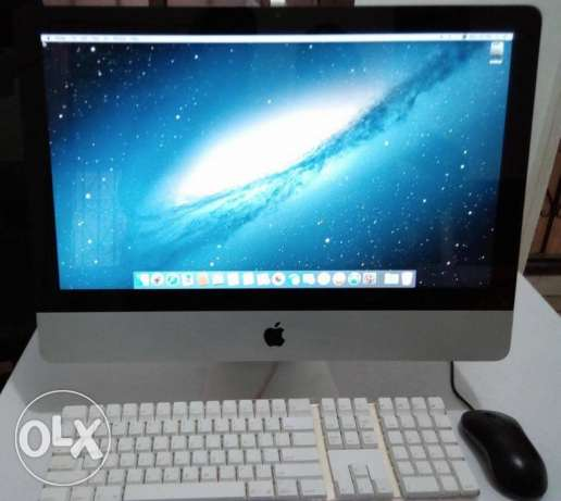 "جهازاي ماك Apple iMac ""Core 2 Duo"" 3.06 21.5-Inch"