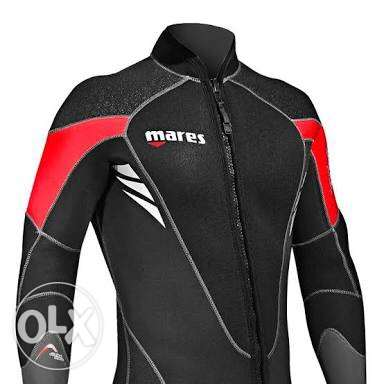 Diving wetsuit size S and M