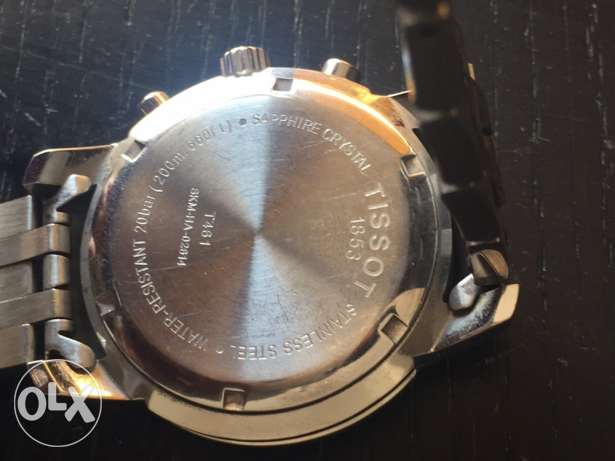 original tissot like new مصر الجديدة -  4