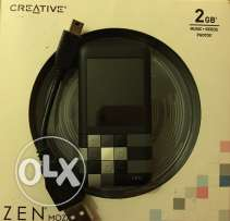 MP4 creative zen 2GB