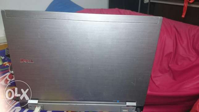 Lap dell Latitude E6410 core i7 + Back Bag